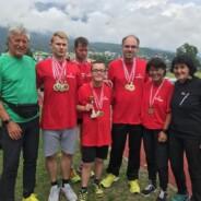 Österreichische Staatsmeisterschaften  für Sportler mit Behinderung in Innsbruck v. 20.07. – 21.07.2019